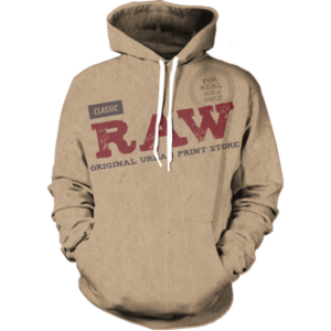 Raw Papers Blunts hoodie
