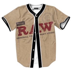 Raw Papers Blunts jersey