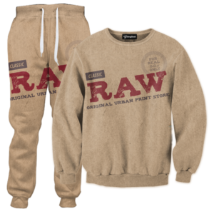 Raw Papers Blunts tracksuit