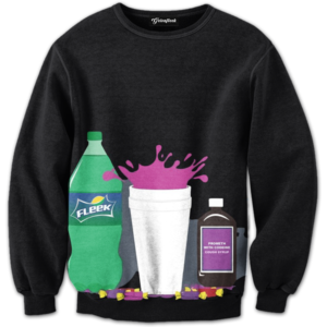 Sippin That Lean Crewneck