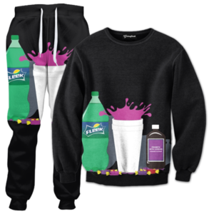 Sippin That Lean Tracksuit