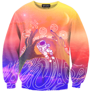 Space Out Crewneck