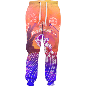 Space Out Joggers