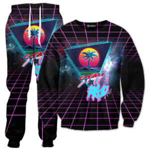 Stay Rad 1980s TRACKSUIT