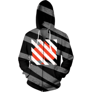 Trapped Ace Zip Up