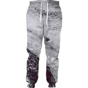 above the clouds joggers