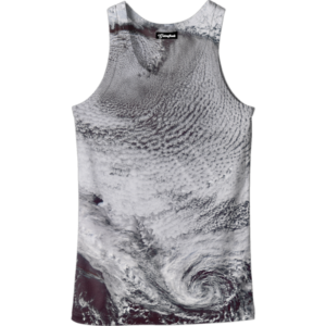above the clouds tank