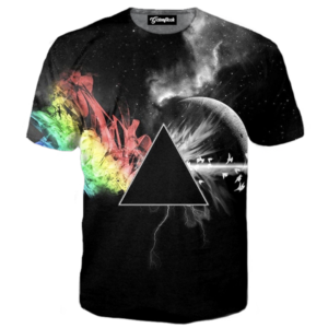 abstract prism tee