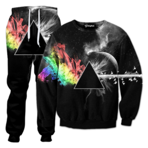 abstract prism tracksuit