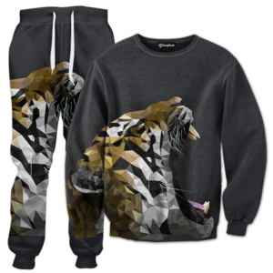abstract roar TRACKSUIT
