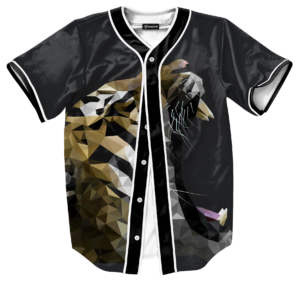 abstract roar jersey