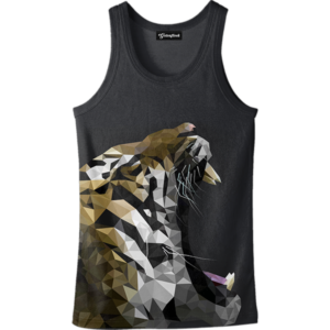 abstract roar tank