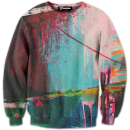 abstrak crewneck