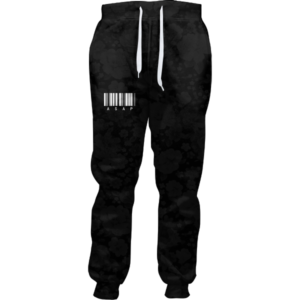 bar up Asap joggers