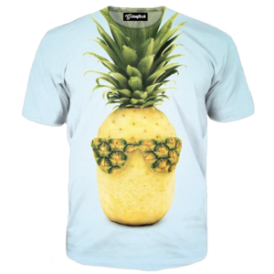 cool pineapple tee