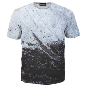 dirty surface tee