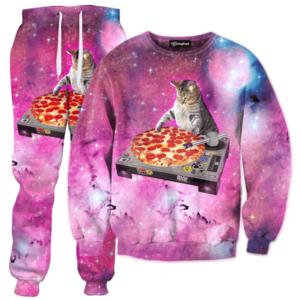 dj pizza cat tracksuit