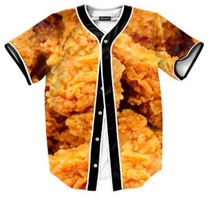fried chicken jersey