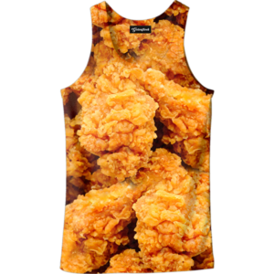 fried chicken tank