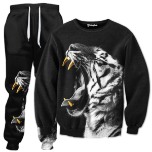 gold slugs tiger TRACKSUIT