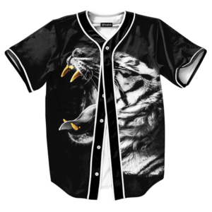 gold slugs tiger jersey