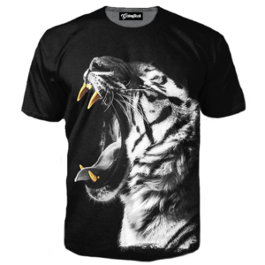 gold slugs tiger tee