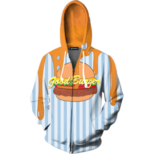 good burger zip up