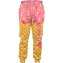 ice cream dripping joggers