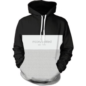 incorporated hoodie