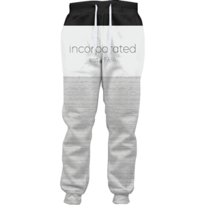 incorporated joggers