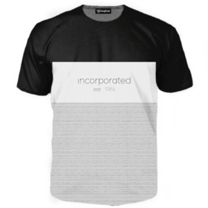 incorporated tee