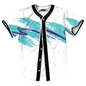 jazzy 90s cup jersey