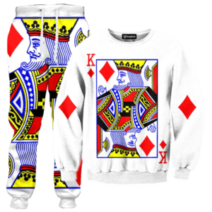 king of diamonds TRACKSUIT