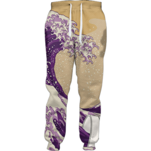 lean cup wave joggers
