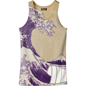 lean cup wave tank