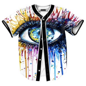 painted eye jersey