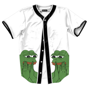pepe the frog jersey