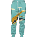 pirate girshark joggers