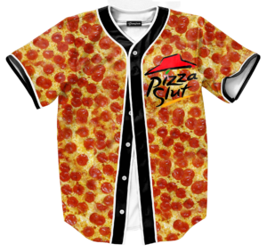 pizza slut jersey