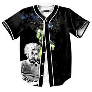 smoking einstein jersey