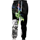 smoking einstein joggers