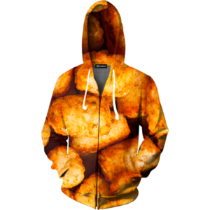 tater tots zip up
