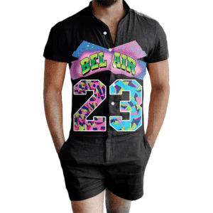 Air Bel Air 23 Romper