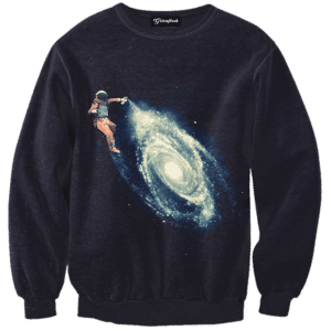 Astro Spray Crewneck