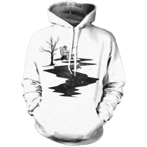 Fishing for Stars Hoodie