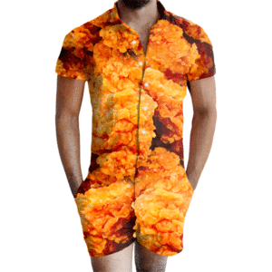 Fried Chicken Romper