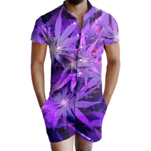 Future Weed Romper