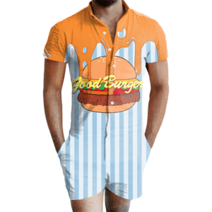Good Burger Romper