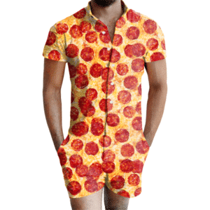 Pizza Romper