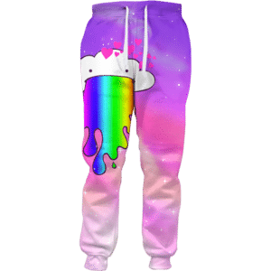 Rainbow Cloud Joggers
